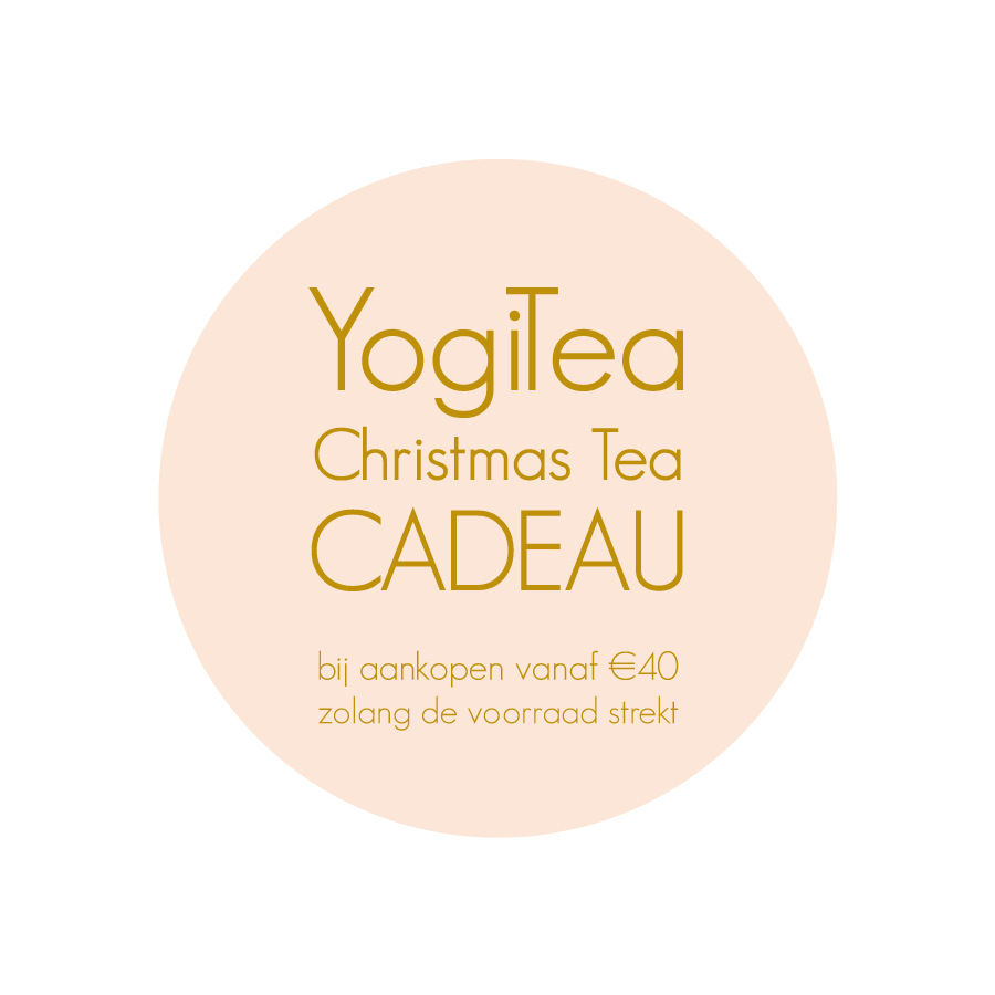 yogi tea actie